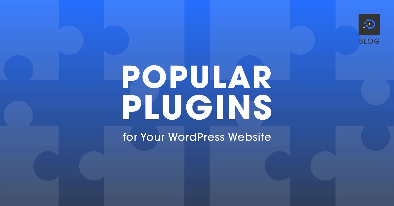 Popular Plugins for Your WordPress Website